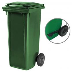 Contenedor de residuos con...