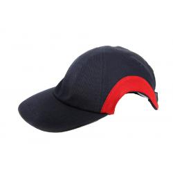 Gorra con casquete plástico...