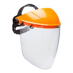 Protector facial burbuja...