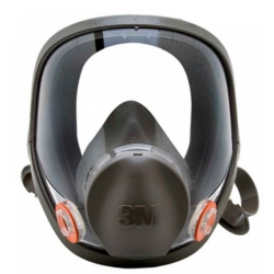 Mascara cara completa 3M 6800